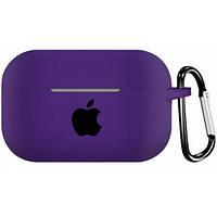 Чехол for AirPods PRO Silicone case Purple 2000001143629, КОД: 1915941