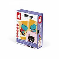 Настольная игра Janod Мистигри J02752, КОД: 2438878