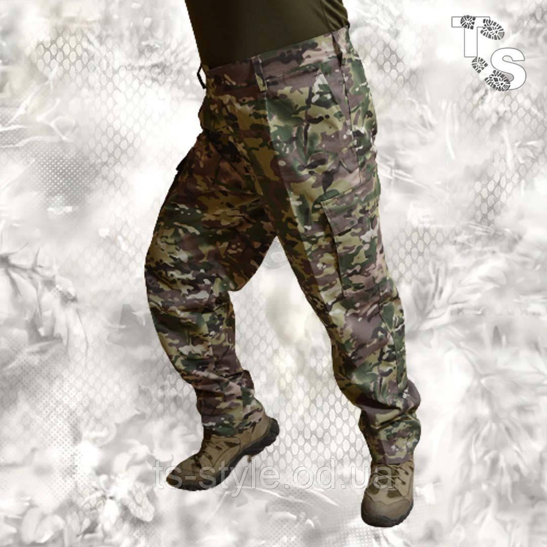 Камуфляжные брюки MTP