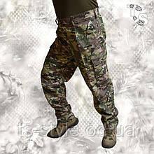 Камуфляжні штани MTP