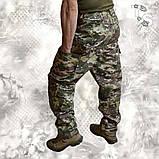 Камуфляжные брюки MTP, фото 8