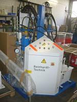 Reinhardt-Technik Ecostar— 250 миксер (экструдер) для вторичной герметизации стеклопакетов.