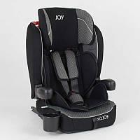 Детское автокресло JOY 51226 (1) система ISOFIX, универсальное, группа 1/2/3, вес ребенка от 9-36 кг