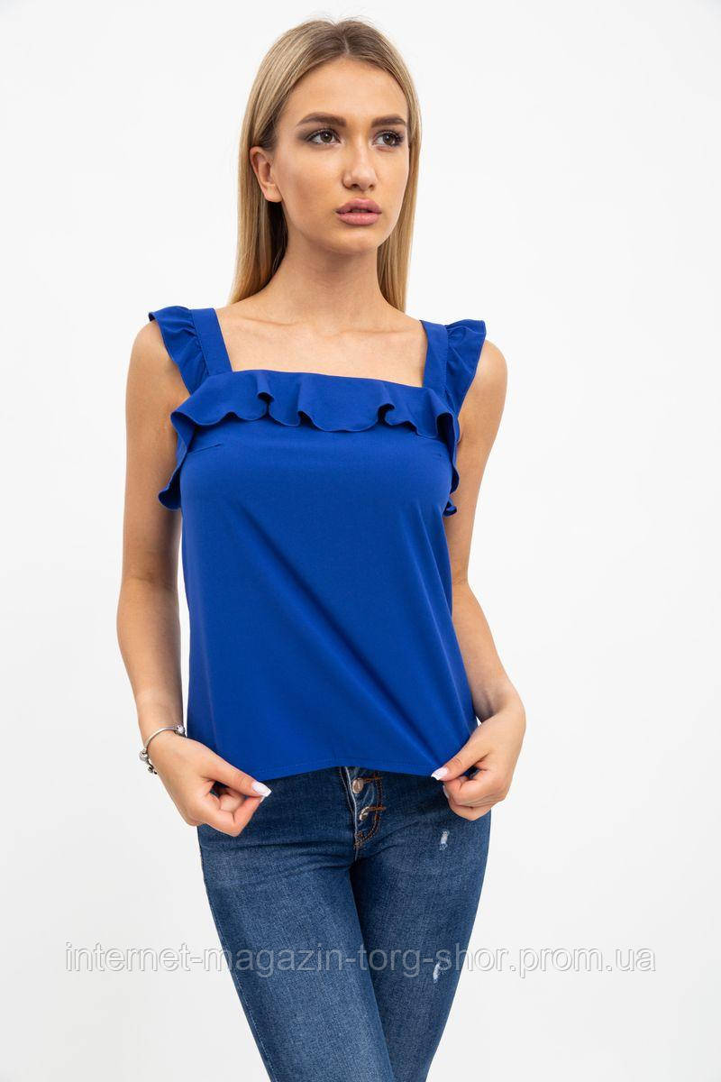 Блуза женская 119R618 цвет Синий