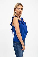 Блуза женская 119R618 цвет Синий, фото 3