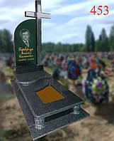 Пам'ятник з хрестом, фото 1