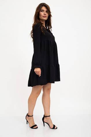 Платье женское 119R3 цвет Черный, фото 2