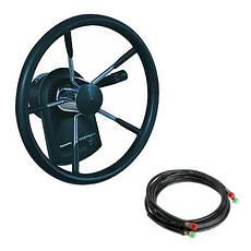 Гидравлические рулевые системы управления судном
