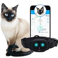 GPS ошейник для кошек MYOX MPT-47CB (черный)