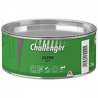 Шпаклевка универсальная Challenger CL500 (2кг + отвердитель)