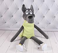 """Мягкая игрушка Волк """"Серый"""", фото 1"""