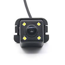 Штатная автомобильная камера заднего вида Lesko для марки Toyota Camry 2009-2012 г.в. 4363-12809, КОД: 1720072