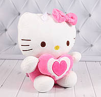 """М'яка іграшка котик Кітті, """"Хелло Кітті"""", """"Hello Kitty"""", плюшева іграшка кішка, фото 1"""
