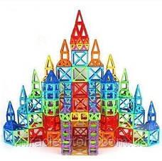 Детский магнитный конструктор Magical Magnet  36 деталей, фото 2