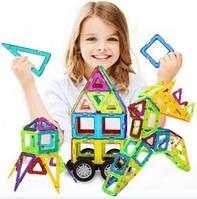 Детский магнитный конструктор Magical Magnet  36 деталей