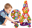 Детский магнитный конструктор Magical Magnet  36 деталей, фото 5