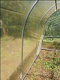Теплиця «Веган» 4×10 з квадратної оцинкованої труби з плівкою 150 мкм, фото 4
