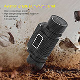 Налобный фонарь Boruit B39 с магнитом и USB Type-C + Аккумулятор 21700 (XM-L2+XP-G2*2шт, 5000лм, IPX4), фото 6