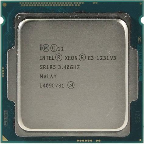Процессор Intel® Xeon® E3-1231 v3, LGA1150 up to 3.80GHz ( i7-4770), фото 2
