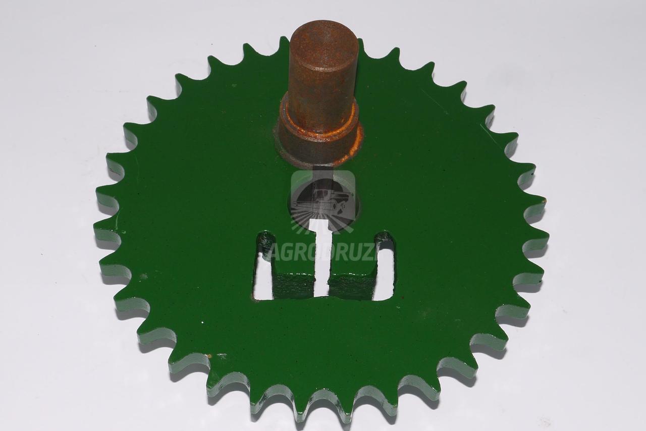 Зірочка соломотрясів Z33 fi25mm John Deere Z11379