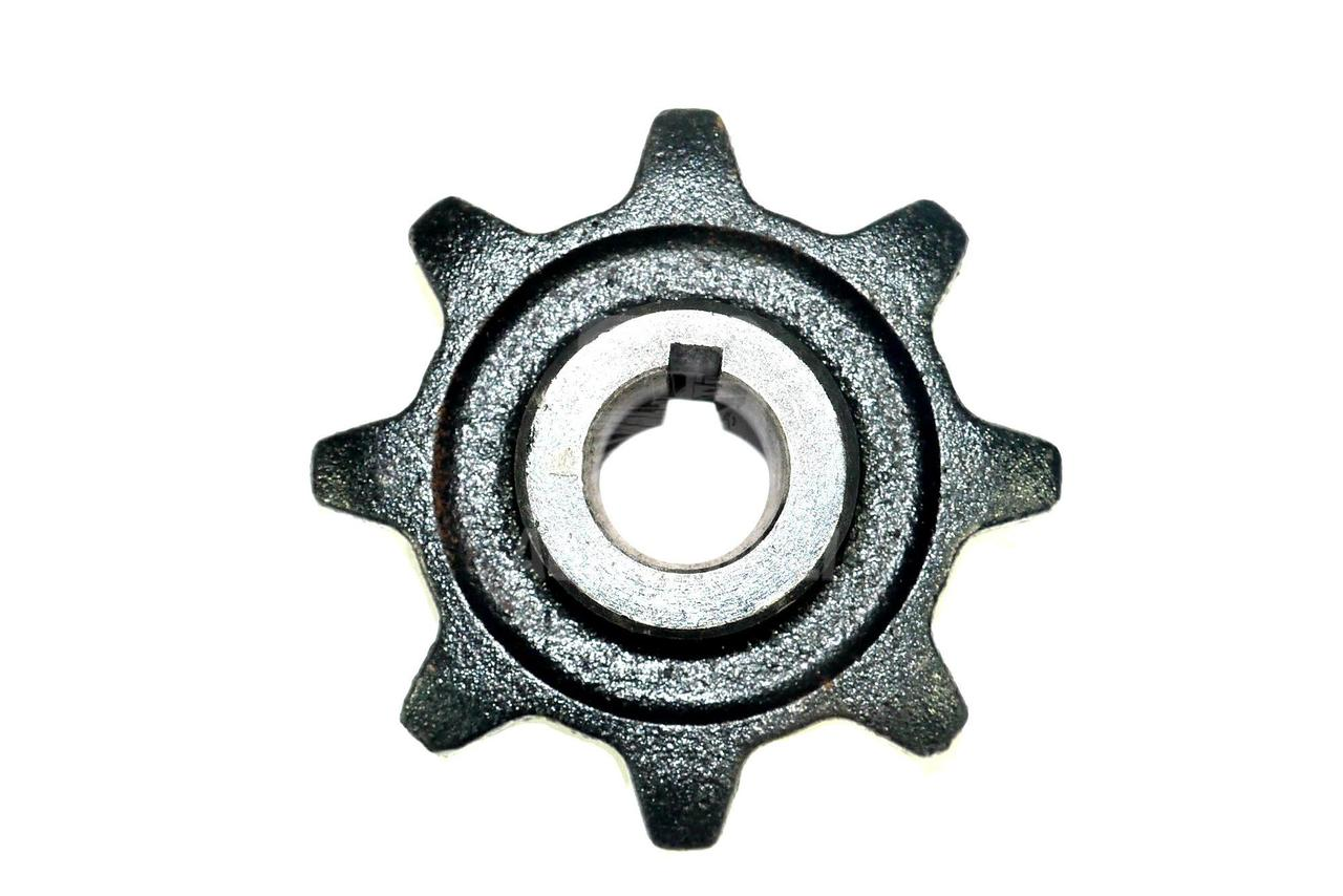 Зірочка елеватора Z8 d=30mm John Deere H128576