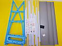 Стеллаж на стиральную машину (синяя) Washing Machine Storage Rack, фото 8