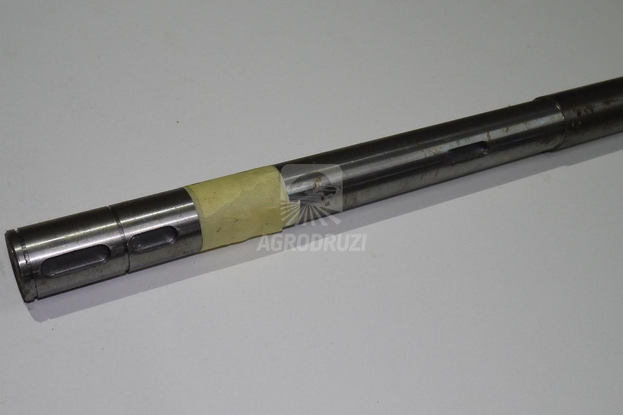 Вал верхній транспортера зілля L=108см fi30mm