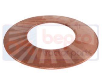 Підкладка сателітів диференціалу 25,4x50,3mm Massey Ferguson 3387281M1