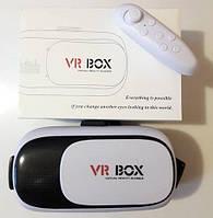Шлем Очки Виртуальной Реальности VR BOX G2 (с пультом) (ВидеоОбзор), фото 1