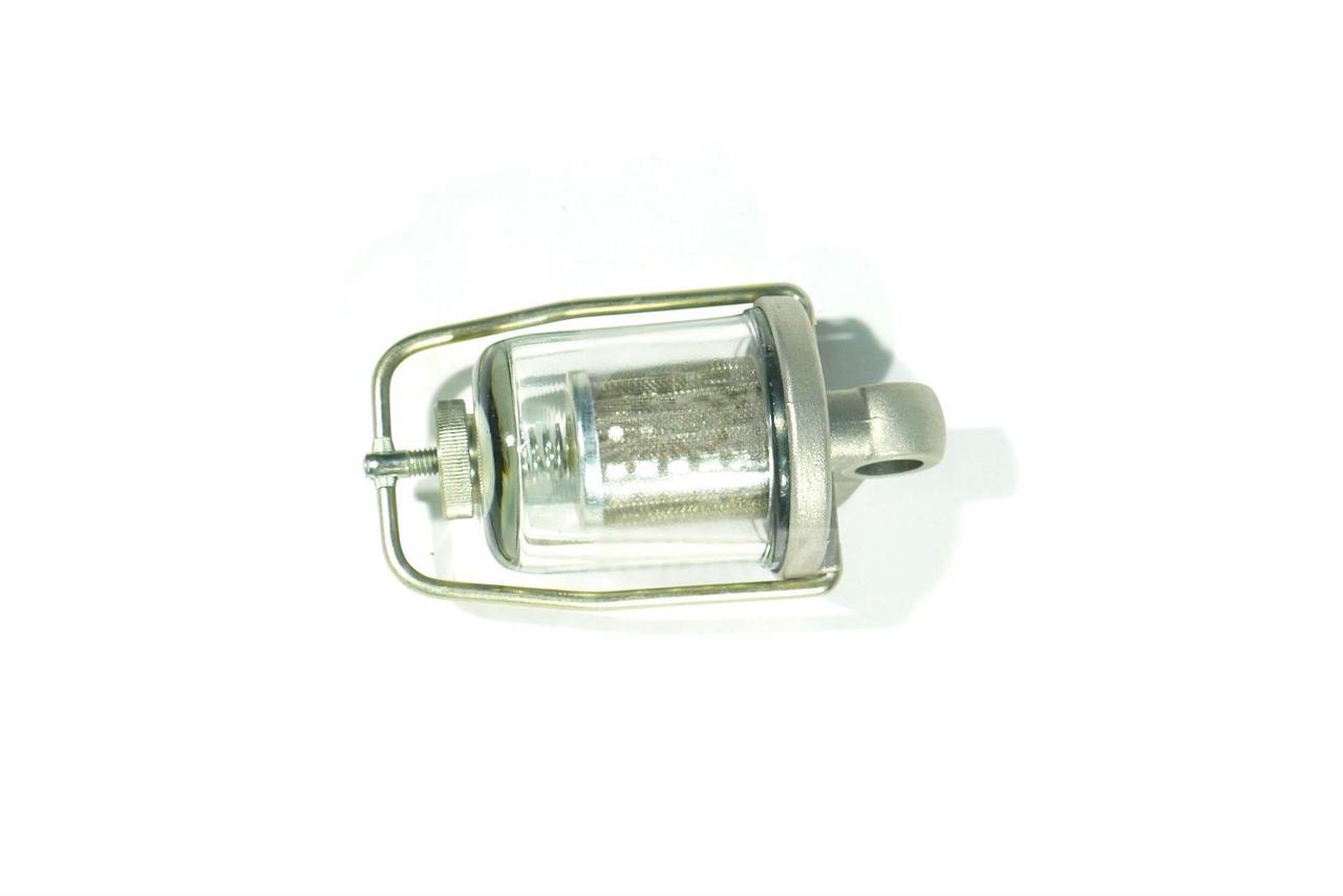 Відстійник скляний комплектний паливного фільтра 45x53x60мм