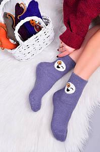 Носки женские альпака размер 36-41 Уют 127493P