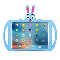 Захисний чохол дитячий для ipad mini 1 / 2 / 3 блакитний, фото 1