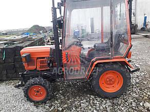Міні трактор з навісним обладнанням Hako 2750
