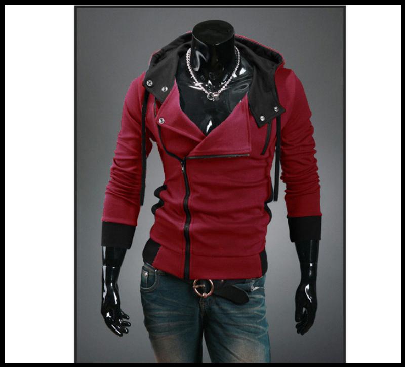 Толстовка , реглан, куртка M-4XL код 9 червона