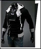 Толстовка , реглан, куртка 2XL, 3XL код 9 чорна, фото 1