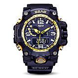 Мужские SBAG (S-Shock) спортивные часы, фото 2