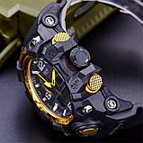 Мужские SBAG (S-Shock) спортивные часы, фото 3