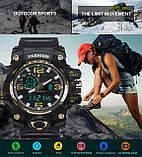 Мужские SBAG (S-Shock) спортивные часы, фото 7