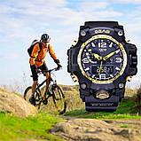 Мужские SBAG (S-Shock) спортивные часы, фото 5