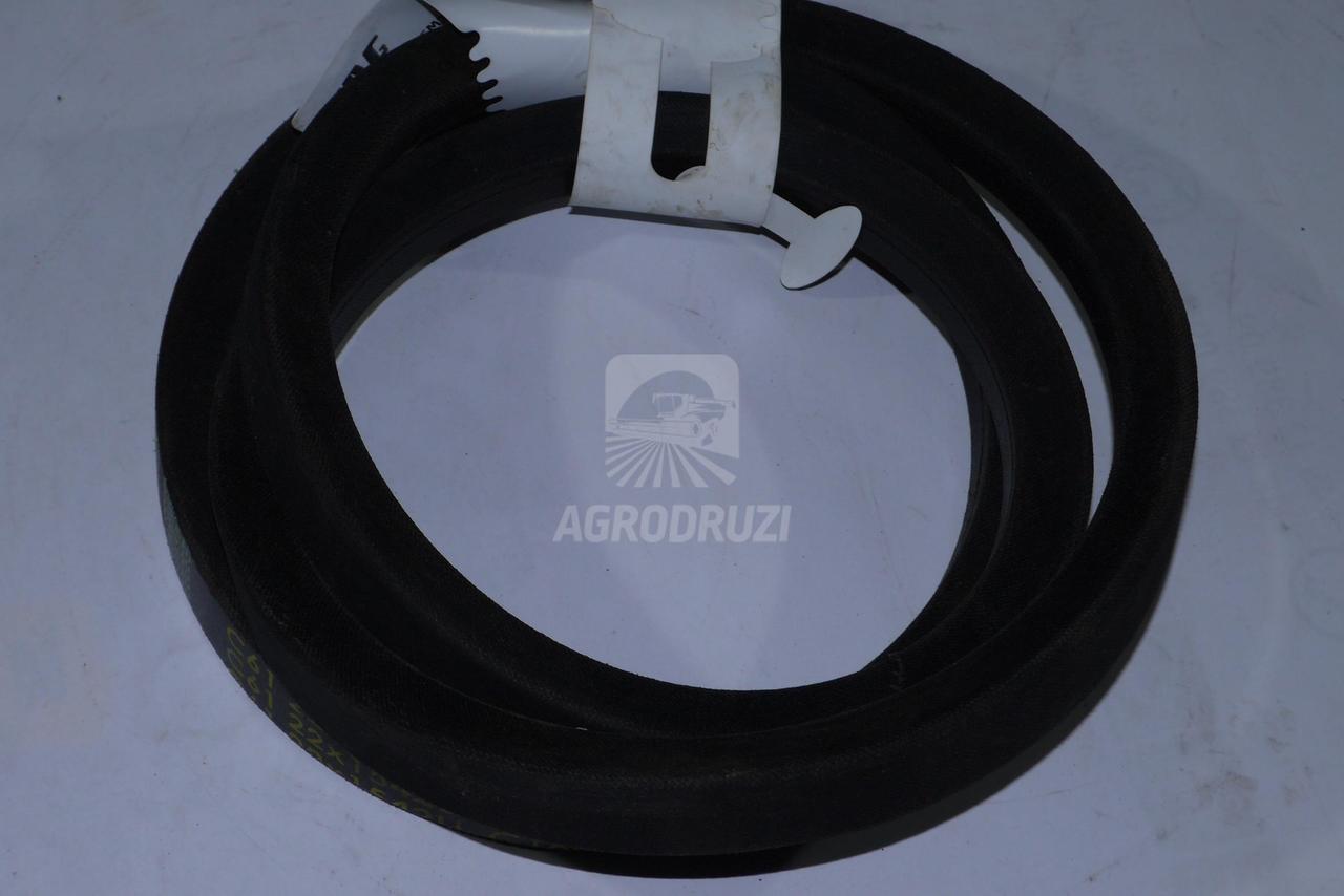 Ремінь вигрузки 22X1600Lw Agro-belt  MF 1604055