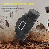 Налобный фонарь Boruit B50 + 5000mAh LiitoKala аккумулятор (XM-L2+XP-G2*4, 6000лм, 1*21700, USB TypeC, Магнит), фото 4