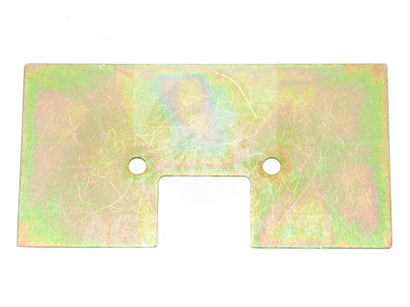 Підкладка металева лопатки елеватора John Deere  Z20728
