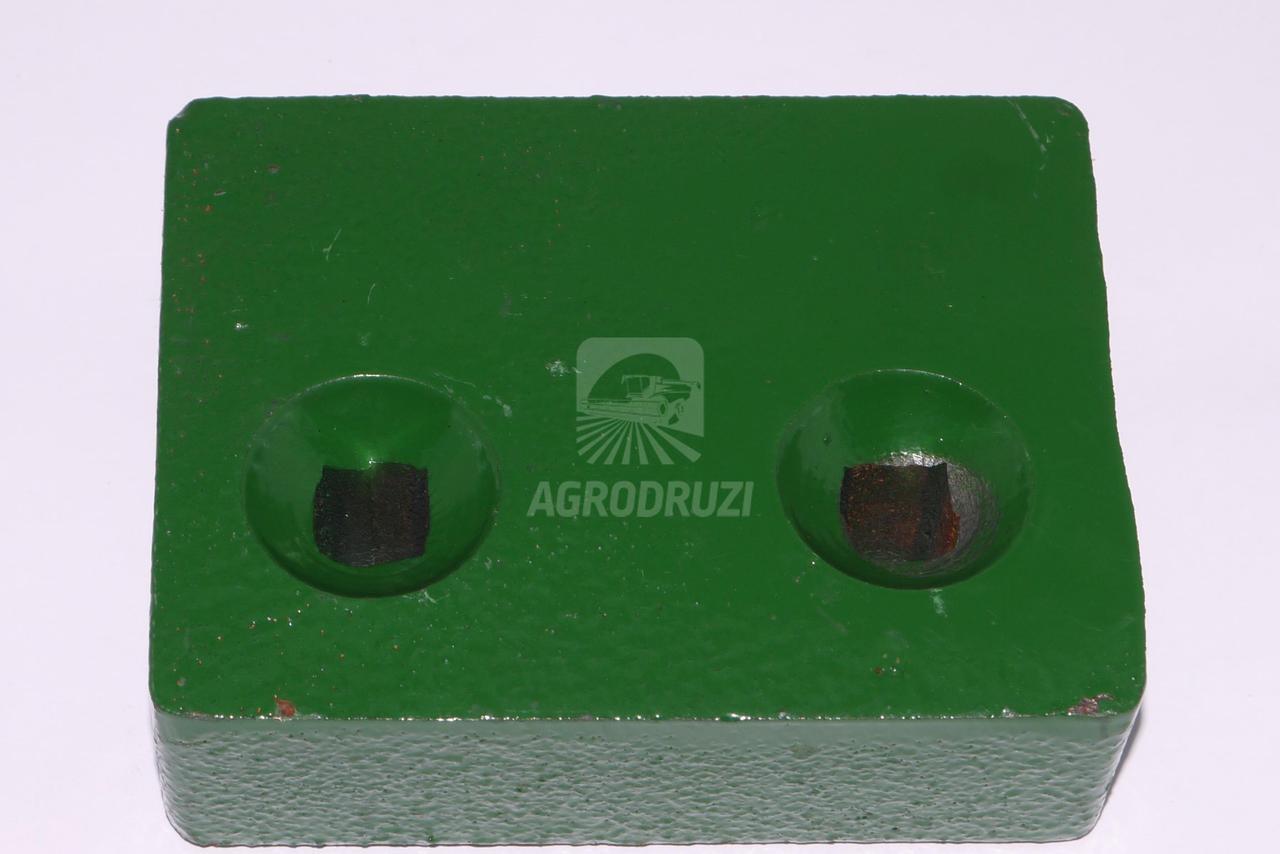 Пластинна ковзання JOHN DEERE E39092