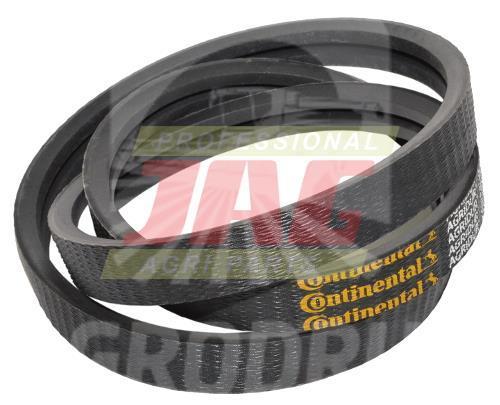 Ремінь двохручейний Continental 2HB2450