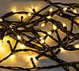 Новогодняя светодиодная гирлянда на елку (LED300 WW-2 теплый белый свет 270 LED 15.5 м.)  5029 (GK), фото 6