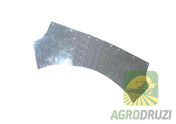 Гумове ущільнення захист шнека вигрузки зерна Claas 687174