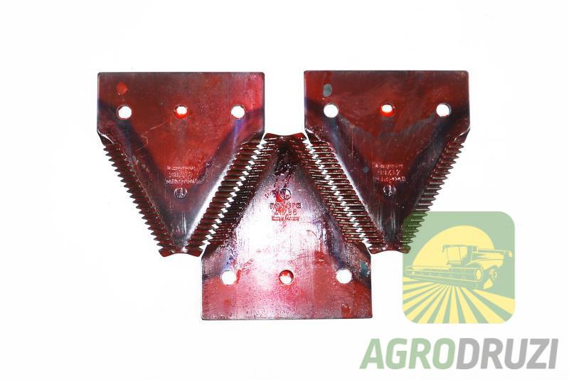 Сегмент ножа жатки CLAAS 611203