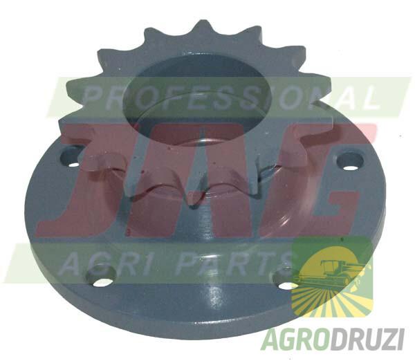 Зірочка Z14 натяжна ланцюга (комплектна) Claas 503937