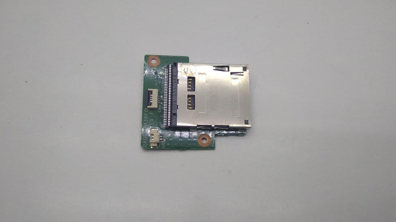 Плата з картрідером Cardreeder для ноутбука Lenovo L572