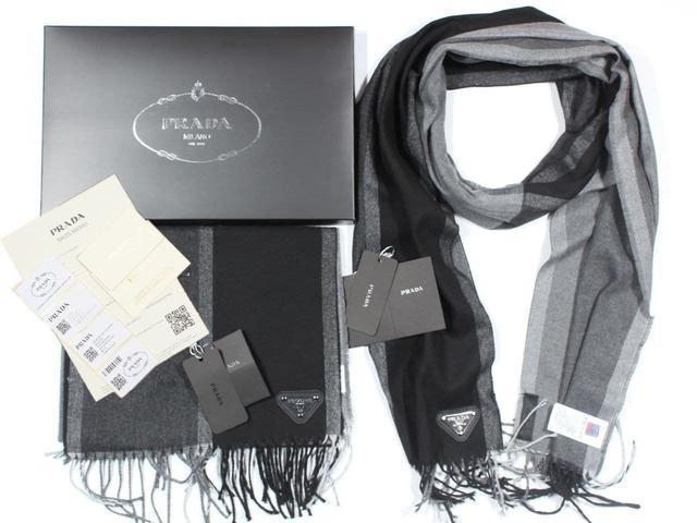 Брендовий шарф Prada